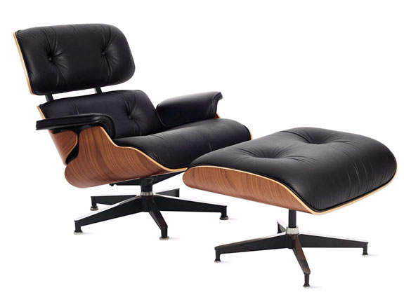 erman Miller's Eames chair, available for $5,000 to $6,000 on Design Within Reach.DWR