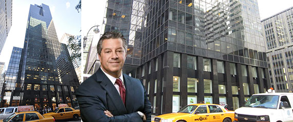 Marc Holliday and 600 Lexington Avenue in Midtown