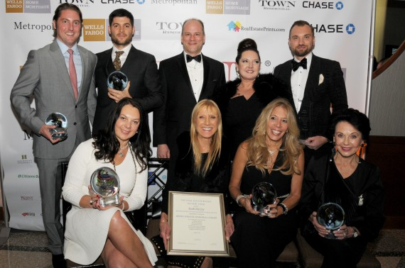 Winners of REBNY's 28th Annual Residential Deal of the Year Awards for 2015-2016