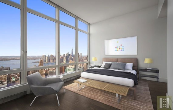 A penthouse for rent in Brooklyn for $12,000