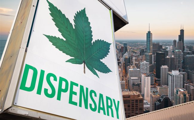 Six of the approved recreational pot dispensaries won't open on Jan. 1 (Credit: iStock)