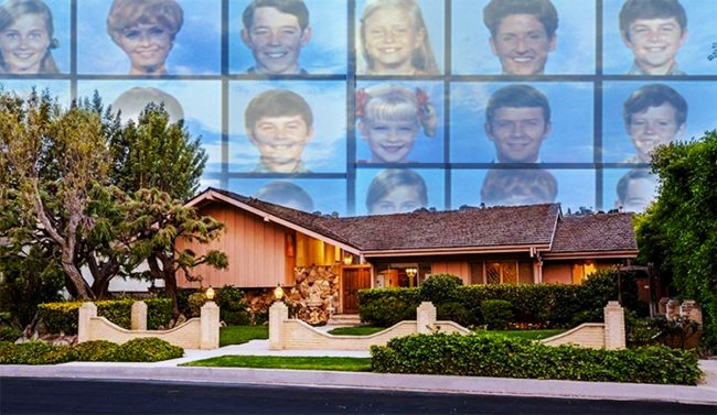 'Brady Bunch' house listed on the market for almost  $2 million