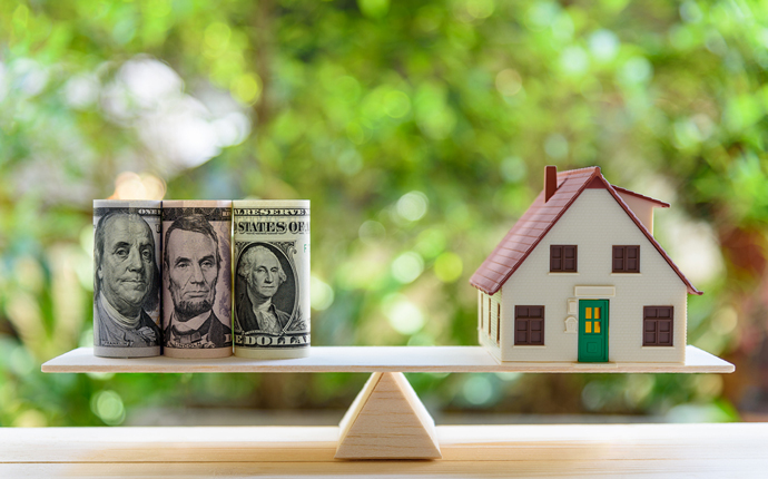 Small mortgages are increasingly hard to come by