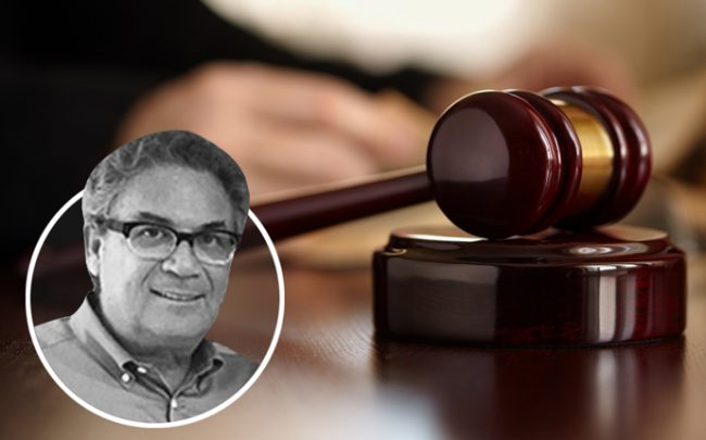 Robert Shapiro pleaded guilty in a Miami federal court on Wednesday.