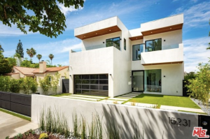 The Sherman Oaks home on Greenleaf Avenue (Credit: Rodeo Realty)