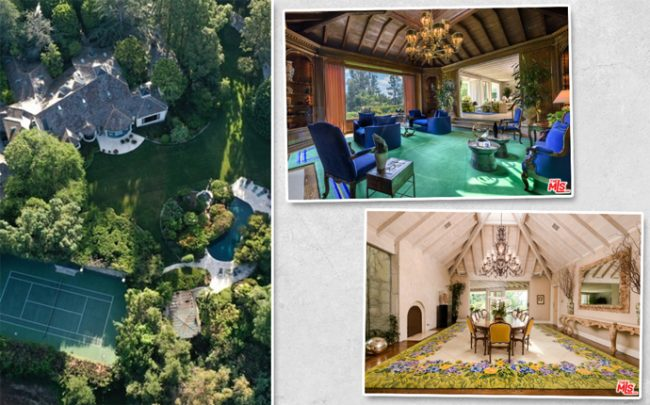 Peter Choate Beverly Hills Mansion Hits Market For $42M