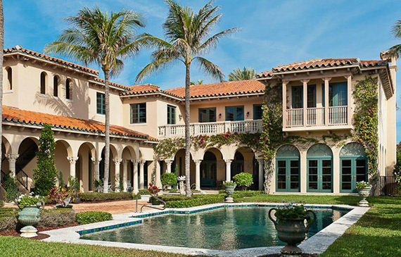 Mansion parties short term rentals palm beach for Hollywood mansion party rental