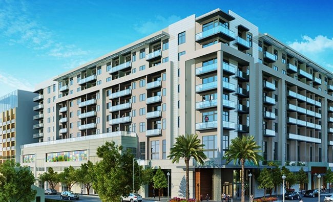 New Apartments Downtown West Palm Beach