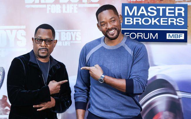 Will Smith and Martin Lawrence (Credit: Getty Images)