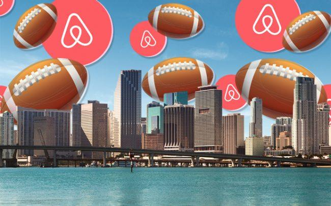 Airbnb hosts gear up for Super Bowl LIV
