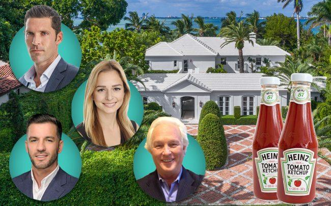 Chad Carroll, Mariana Trentini, and Fabio Lopes, and Christopher Burch with 5050 North Bay Road