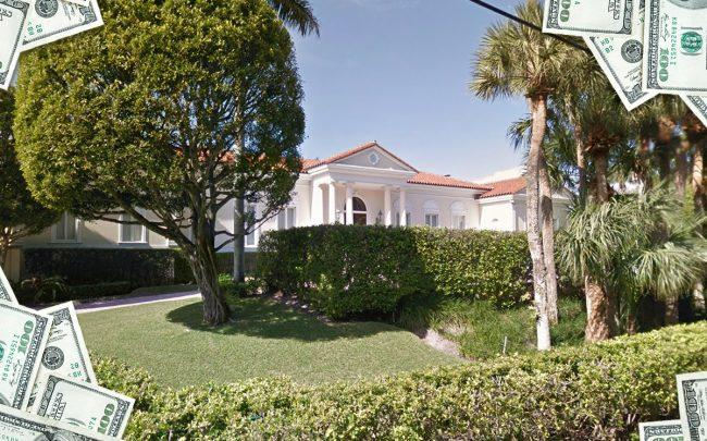 1296 South Ocean Boulevard (Credit: Google Maps and iStock)