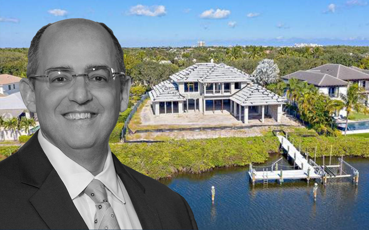 171 Commodore Drive and Mark Seelig (Redfin)