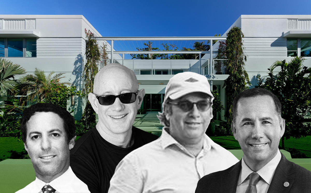 111 Atlantic Avenue with Scott Robins, Jonathan Fryd, Todd Glaser and Philip Levine (Glaser by Mary Beth Koeth)