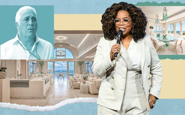 You get a condo! Billionaire Lawrence Stroll sells Oprah's former Fisher Island penthouse