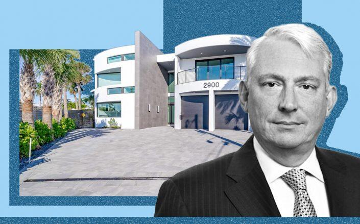Robert M. White, Jr. and 2900 Northeast 24th Court in Fort Lauderdale (Compass)