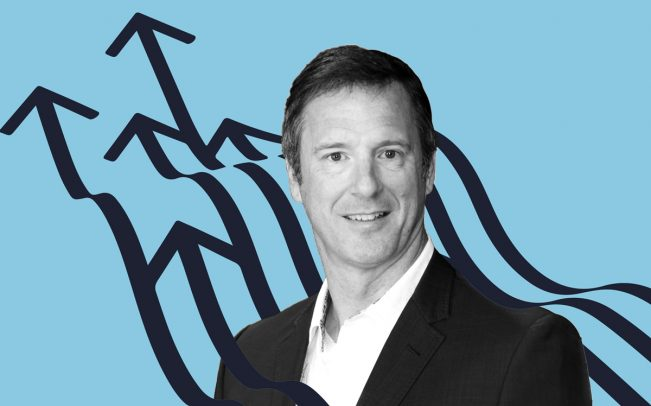 eXp Realty CEO Glenn Sanford (Credit: iStock and Twitter)