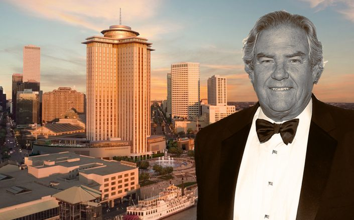 Donald T. Bollinger and the Four Seasons New Orleans (Getty, Four Seasons)