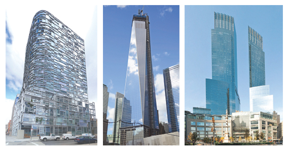 Real Architecture Buildings iconic nyc buildings | manhattan skyline