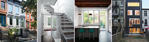 """A Park Slope brownstone as the first """"Passive House"""" in New York"""