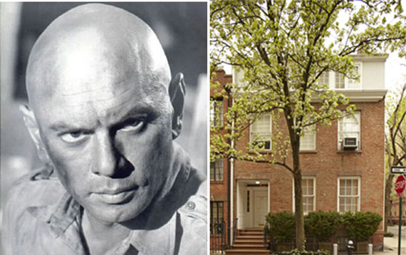 Yul Brynner and 77 Bedford Street