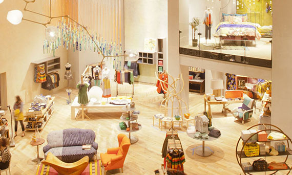 Anthropologie upper east side bhldn new york for New anthropologie stores opening 2016