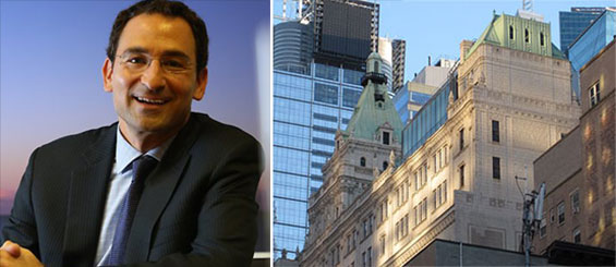 Blackstone's Jonathan Gray and 229 West 43rd Street