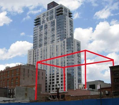 539 West 29th Street (Credit: Curbed)