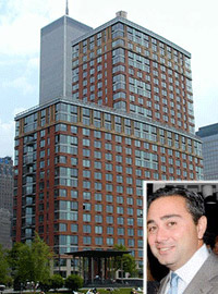 Battery park city centurion real estate partners for 22 river terrace condo conversion