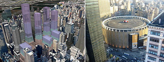 Man opposed Bloomberg's Midtown East rezoning plan and fought to limit Madison Square Garden's lease to 10 years