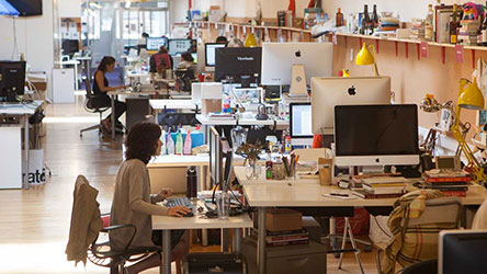 Tech companies in New York are outgrowing their offices