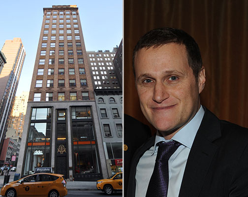 From left: 183 Madison Avenue and Rob Speyer