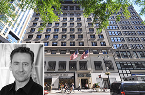 From left: Starwood's Phil McAveety and 417 Fifth Avenue
