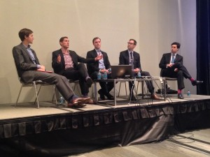 "ULI's ""Disruptive Technology: Reshaping Commercial Real Estate"" panel"