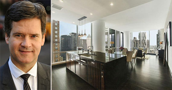 From left: Brad Hoylman and a unit at One57