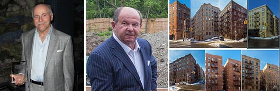 The Arker Companies' Allan  and Sol Arker, a snapshot of the South Bronx portfolio