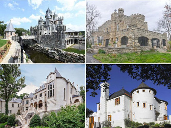 Castles currently on the market
