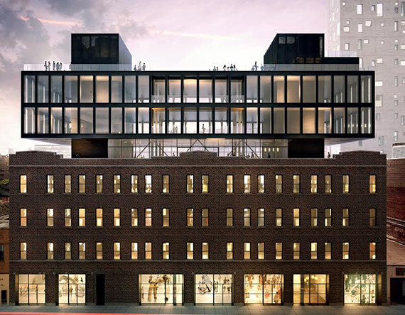Rendering of 520 West 20th Street (Credit: Morris Adjmi Architects)