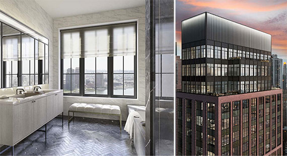 Rendering of the Sutton at 959 First Avenue