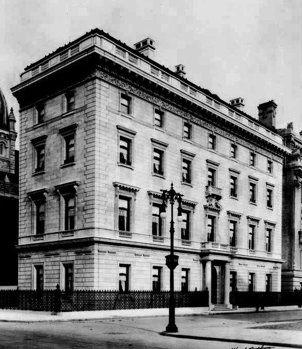 Harkness-House-Fifth-Avenue-Vintage-Photograph-NYC-2