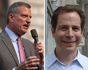 Bill de Blasio Richard Yancey
