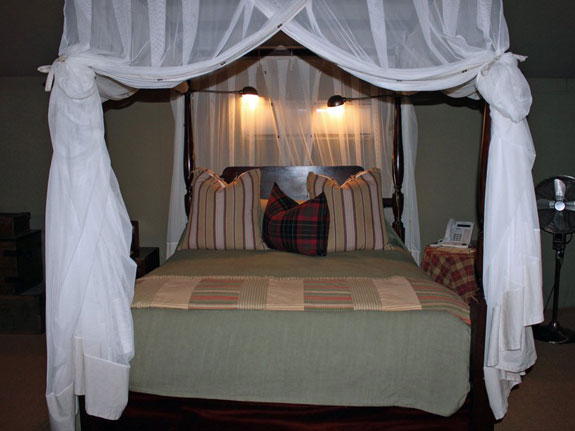 the-bed-was-very-comfortable-with-a-heavy-comforter-and-a-panoramic-view-of-the-plains-the-canopy-isnt-just-for-decoration-at-night-its-used-as-mosquito-netting
