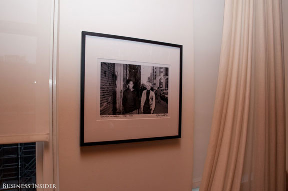 and-here-theyve-hung-a-famous-photograph-of-artists-jean-michel-basquiat-and-andy-warhol-that-was-taken-across-the-street-from-the-alexander-brothers-loft-in-1985