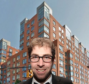 125 Court Square in Downtown Brooklyn (inset: Jed Walentas)