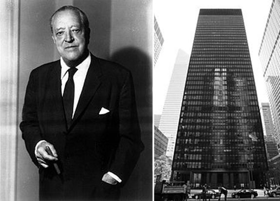 a look at the works of ludwig mies van der rohe Mies van der rohe - just the last name itself looks like a work of architecture with  its four equal sides ludwig mies van der rohe is the master.