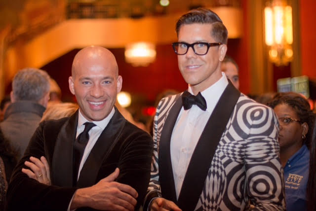 John Gomes and Fredrik Eklund (credit: Dominick McGee of Production Glue)