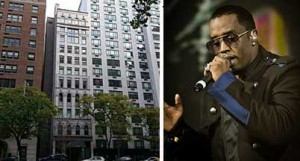 From left: 809 Park Avenue and Sean Combs (Credit: Reckless Dream Photography)