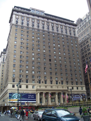 Penn plaza nyc vornado realty trust for Pennsylvania hotel new york haunted