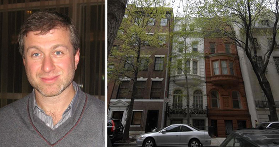 Abramovich NYC Mansion