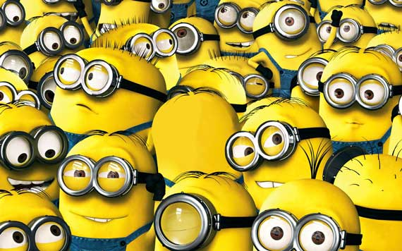 """""""Minions"""" (credit: Universal Pictures)"""